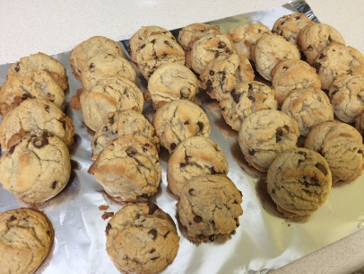 Chocolate Chip Cookies - Momma's homemade recipe!