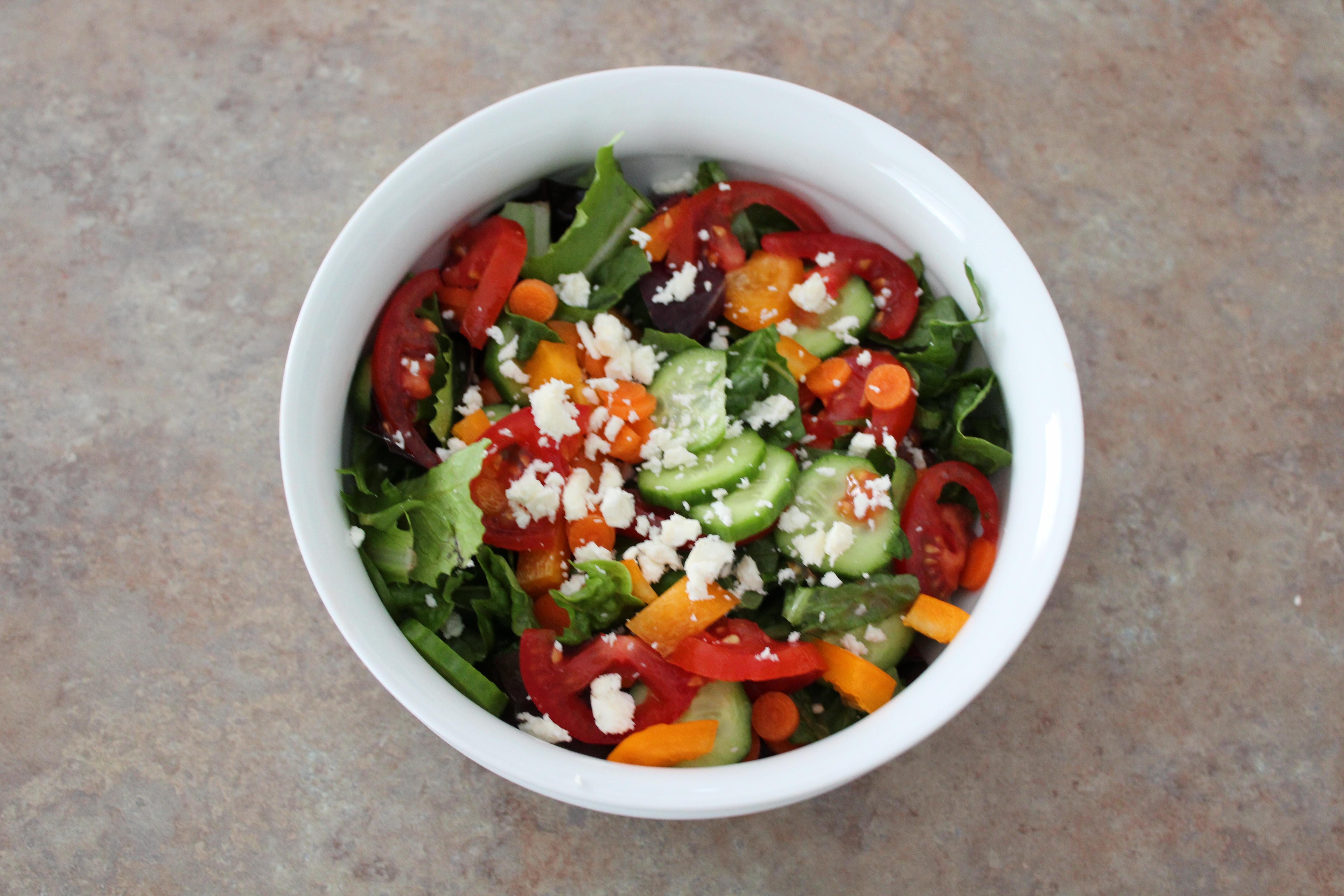 Garden Variety. Salad.